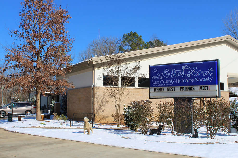 Lee County Humane Society