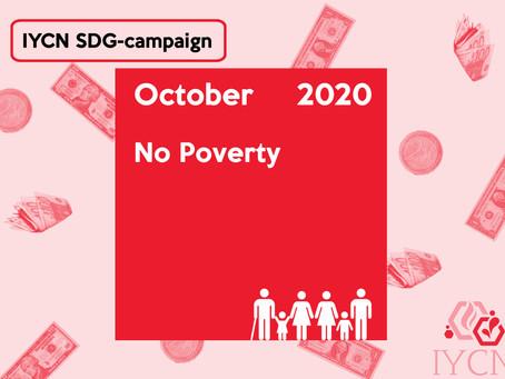4th SDG Campaign: No Poverty