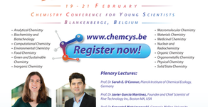 Chemistry Conference for Young Scientists - ChemCYS 2020