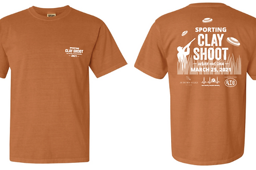 T-Shirt Pre-Order Only - LCHS Clay Shoot