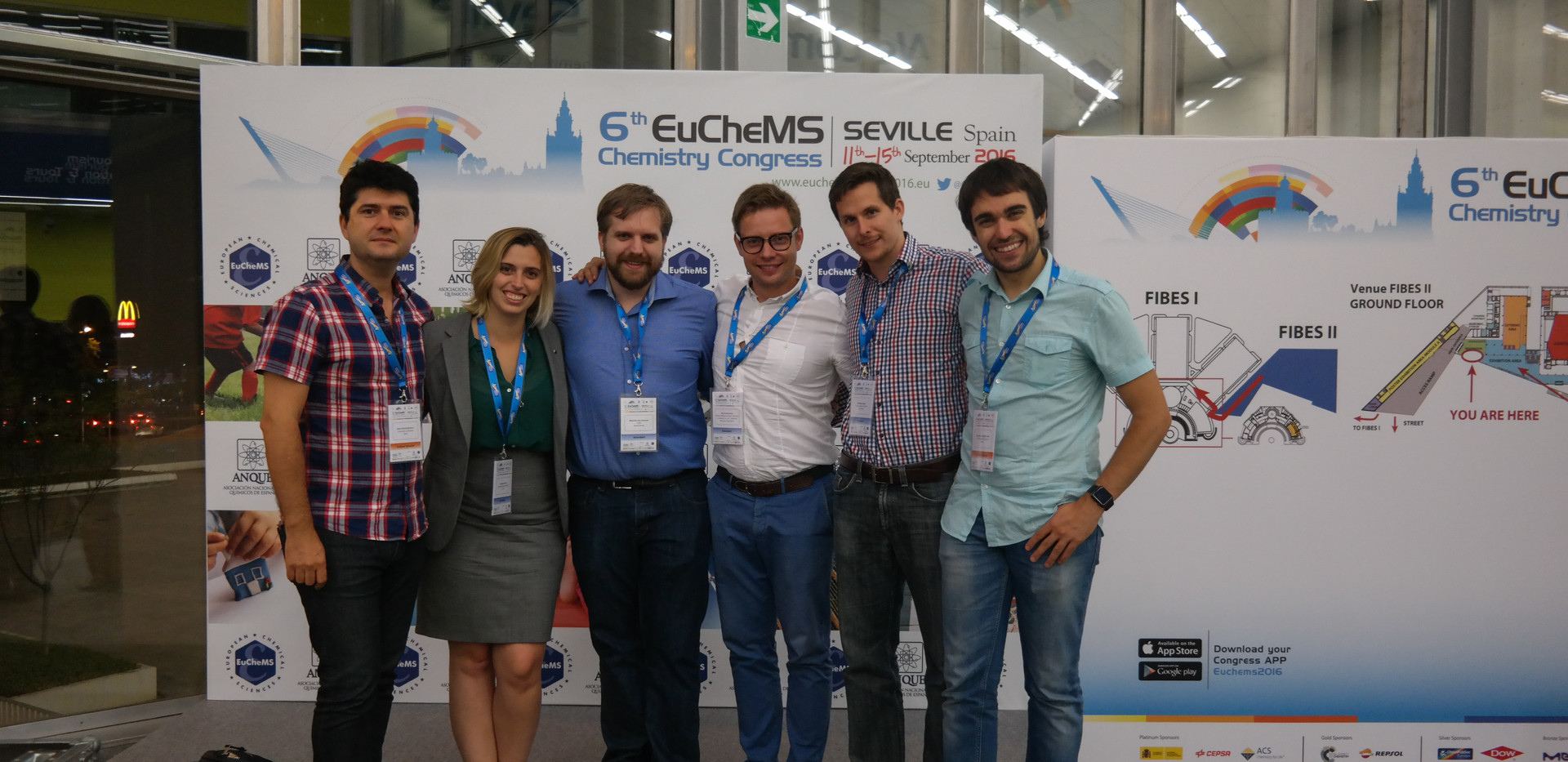 IYCN at EYCN Seville EuChems Conference, 2016
