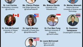 Next Chemvoices webinar:  Empowering Diversity in STEM!