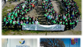 "International ""Spring Symposium"" of the young chemist network (JCF) in Germany"