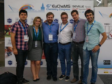 IYCN presence at 6th EuCheMS Chemistry Congress