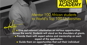 Mentor 100 African Students