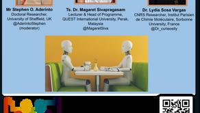 Next ChemVoices webinar: Science Communication
