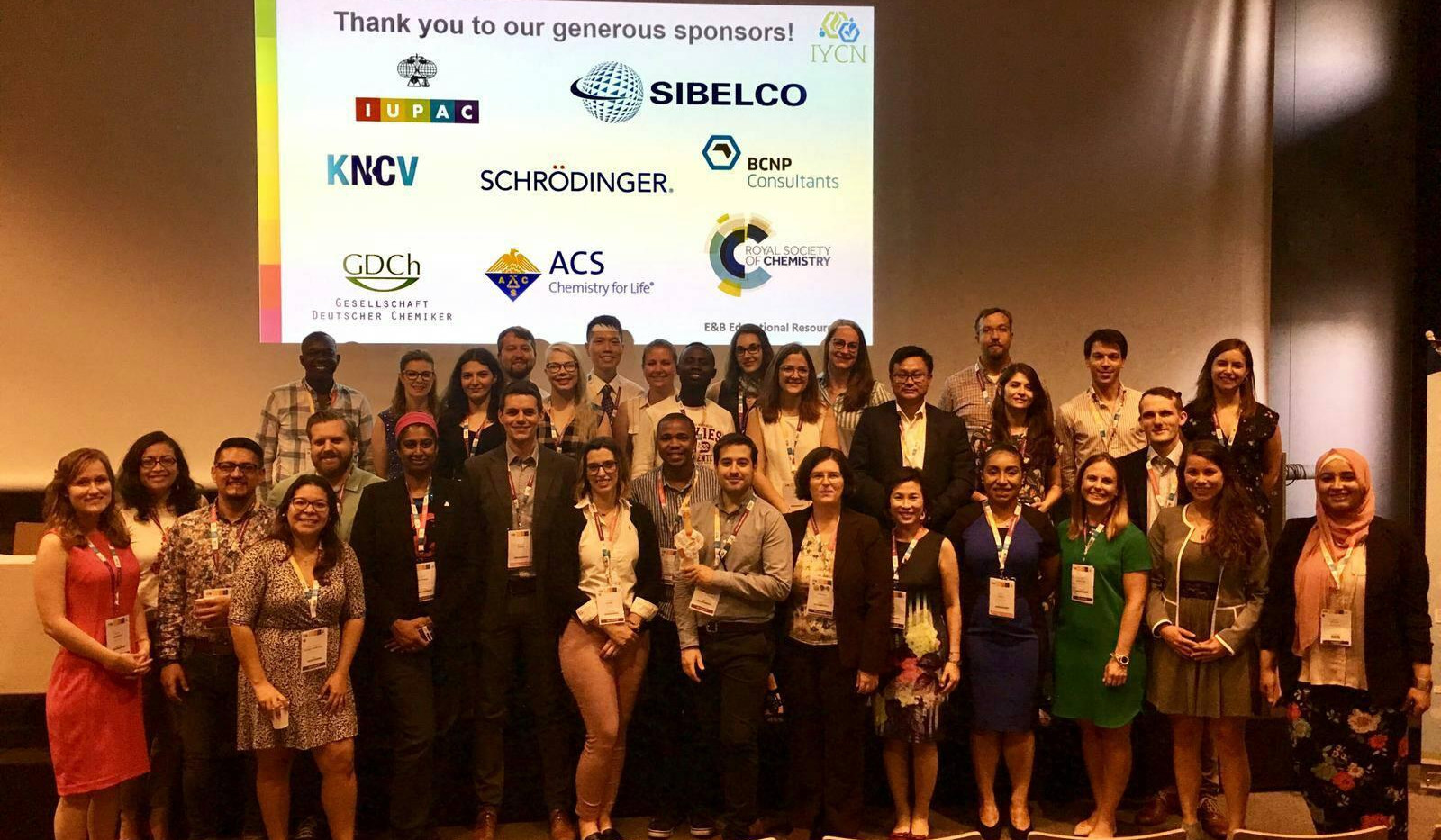 IYCN General Assembly 2019 in Paris