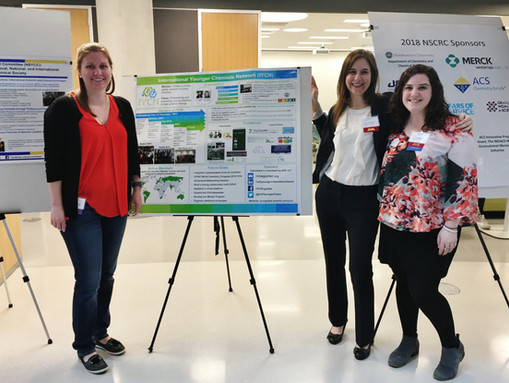 IYCN at Northeast Student Chemistry Research Conference, Boston, 2018