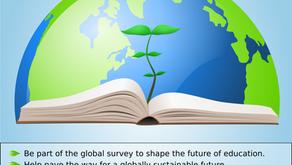 Last Chance Survey about Sustainable Development