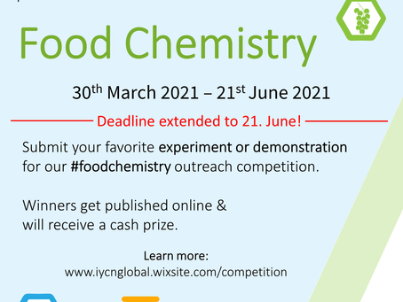 Deadline of the #IYCNOutreach Competition is extended