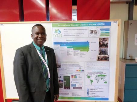 Conference Presence at JCF's Frühjahrssymposium, Konstanz, Germany