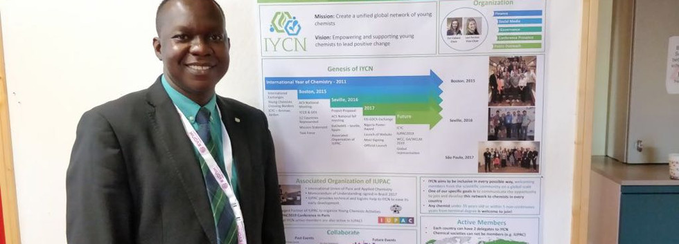 IYCN Presence at JCF's Frühjahrssymposium, 2018