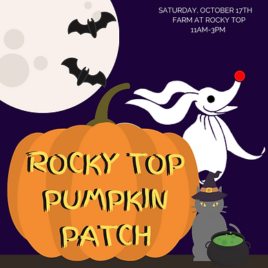 10.12.2019 _ 11AM-3PM THE FARM AT ROCKY