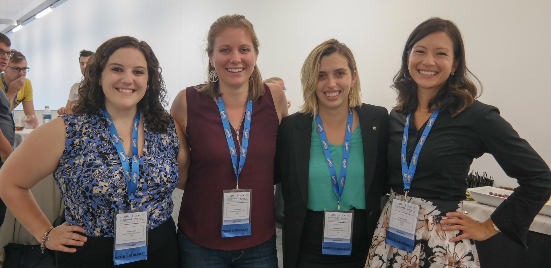 IYCN at EYCN Seville EuChems Conference, 2016
