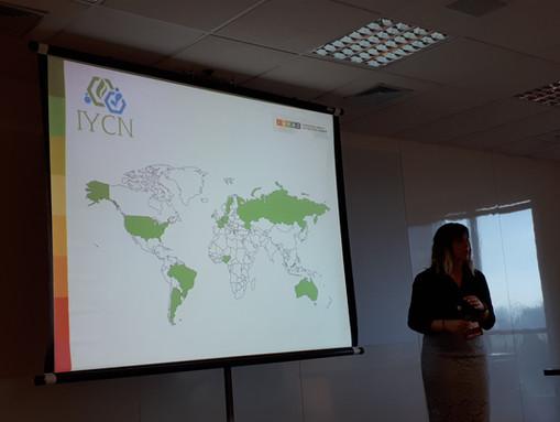 IYCN Presentation at  IUPAC 2017, São Paulo