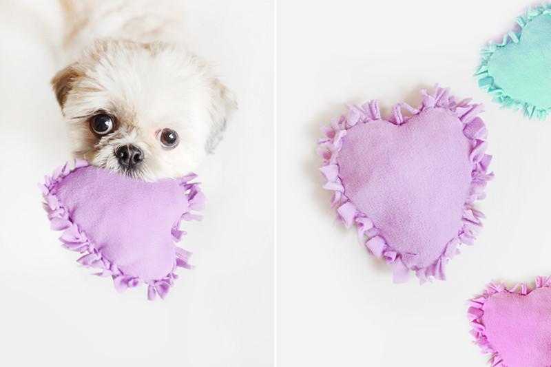 DIY Dog Toy