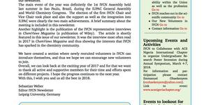 2nd IYCN Newsletter