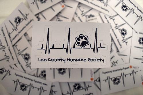 LCHS Logo Sticker