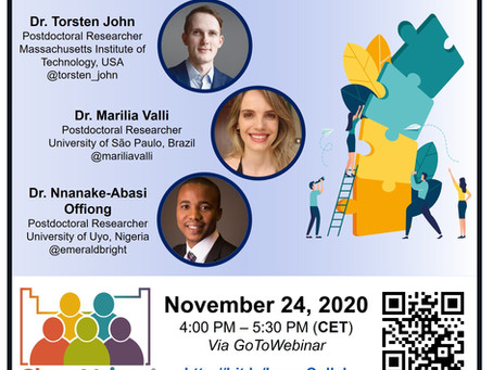 ChemVoices Webinar: Fostering Innovation through Collaboration
