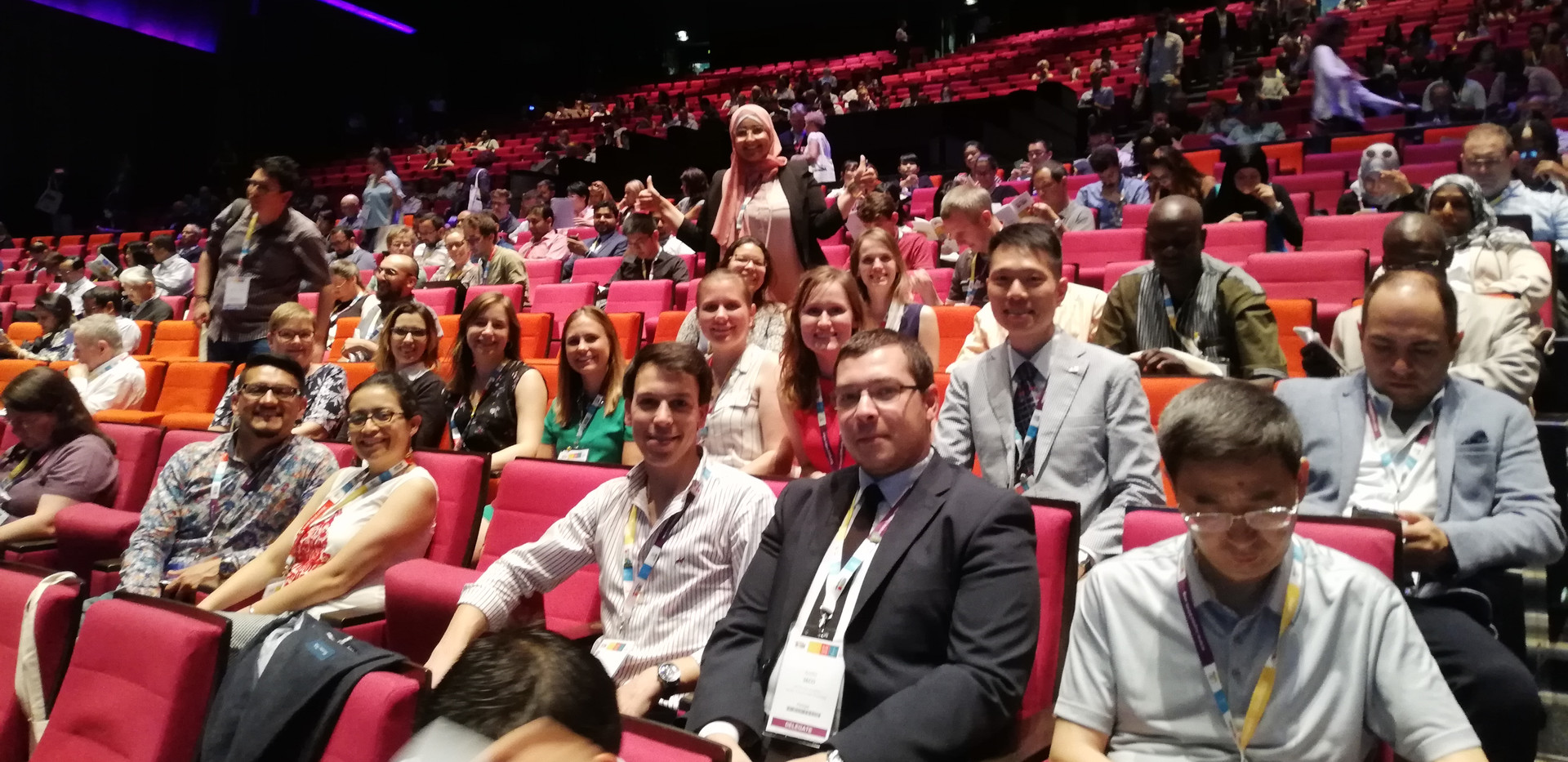 IYCN members attending IUPAC2019 in Paris