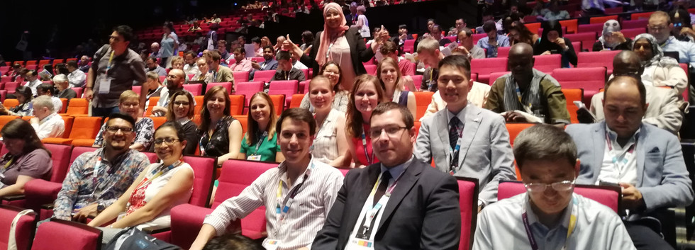 IYCN members attending IUPAC2019 in Paris