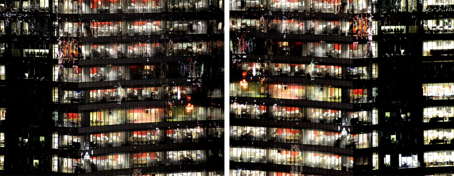 "DAY 28:  ""WORKPLACE WINDOWS""  -  2011 México City, México"