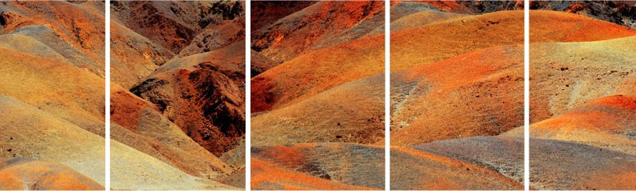 "DAY 113:  ""SAND COLORS""  -  2014  Atacama, Chile"