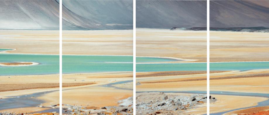 "DAY 53:  ""ALTIPLANIC LAGOONS""  -  2014  Atacama, Chile"