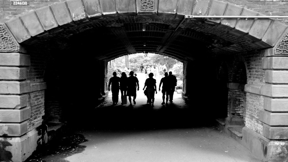 "DAY 55:  ""A CLOCKWORK ORANGE""  -  2011 New York, USA"
