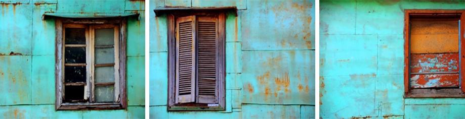 "DAY 151:  ""GREEN BOCA""  -  2015  Buenos Aires, Argentina"