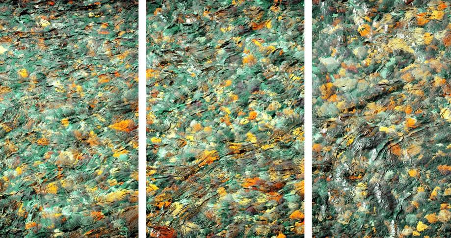 "DAY 65:  ""WATER PEBBLES""  -  2013 Bariloche, Argentina"