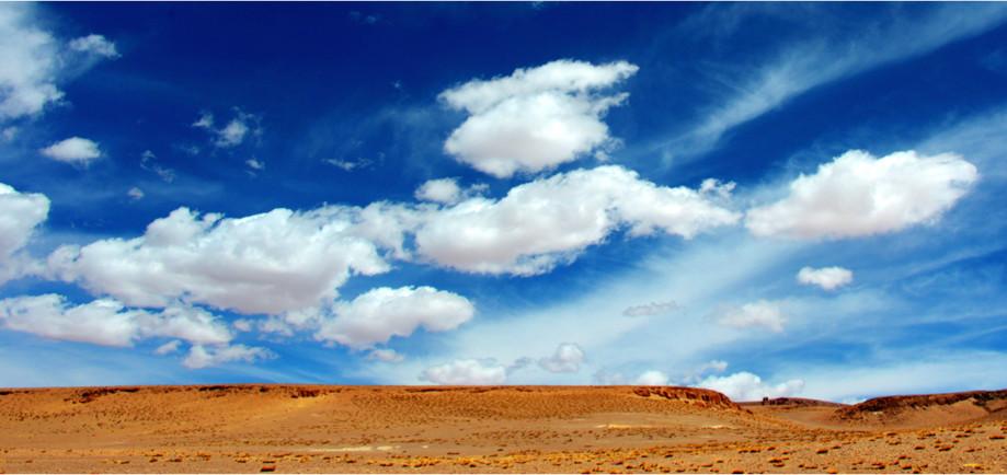 """DAY 165:  """"CLOUDS OVER TARA""""  -  2014  Atacama, Chile"""