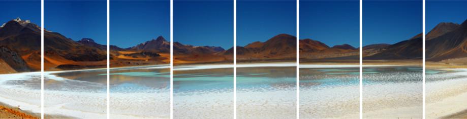 """DAY 88:  """"LAGUNAS DE TUYAJTO""""  -  2014  Atacama, Chile"""