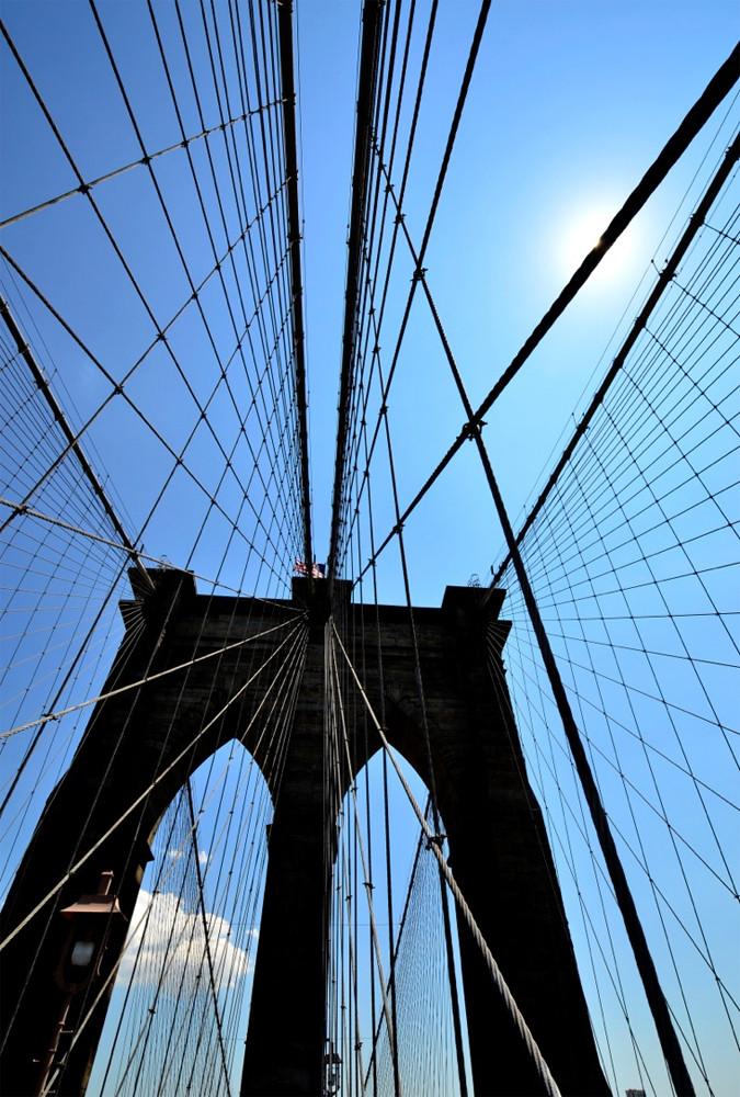 "DAY 60:  ""BROOKLYN BRIDGE""  -  2011 New York, USA"