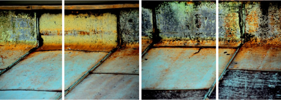 """DAY 64:  """"COPPER""""  -  2012  Dresden, Germany"""