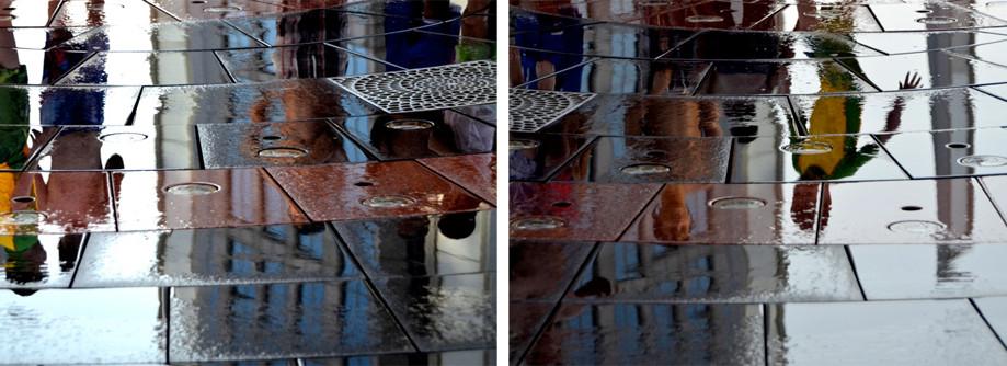 """DAY 121:  """"SUNDAY RAIN""""  -  2011 Boston, USA"""