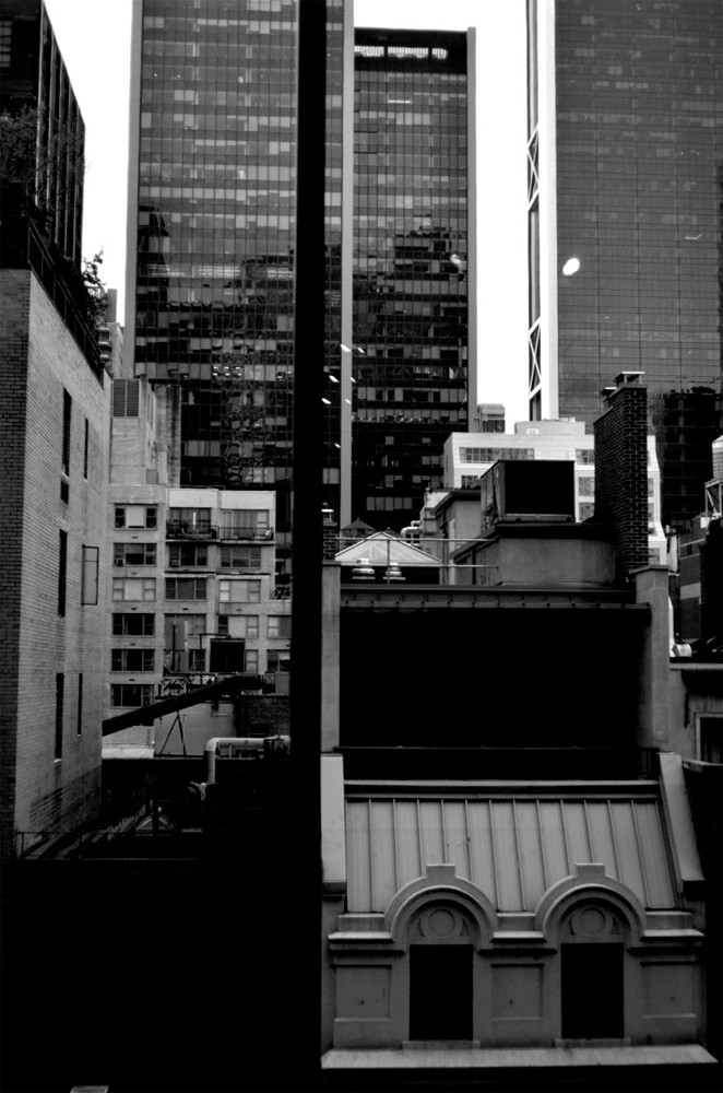 "DAY 120:  ""NYC BACKSTREET""  -  2011  New York City, USA"