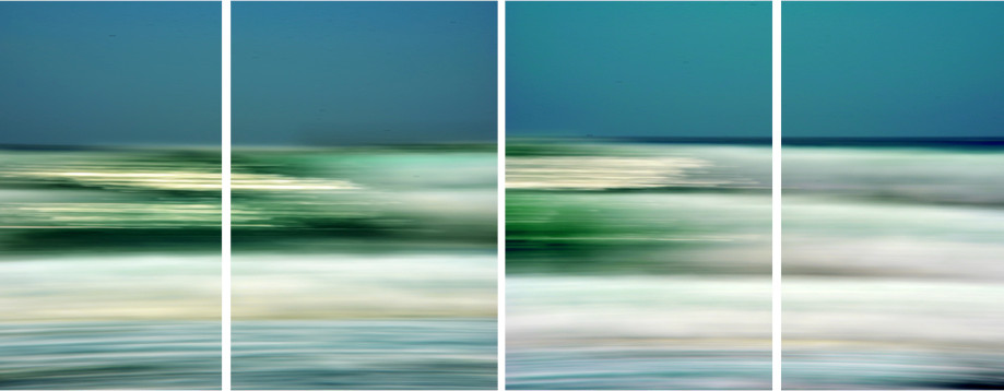 "DAY 11:  ""GREEN WAVES"" -  2013 California, USA"