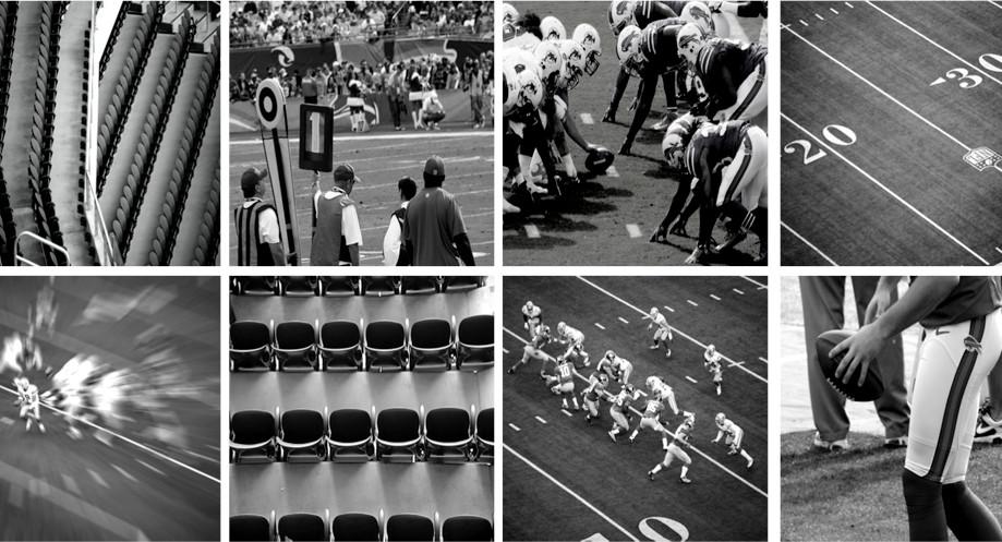 """DAY 143:  """"NFL""""  -  2012-2015  Miami-Dallas, USA"""