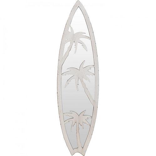 Palm Mirror Surfboard