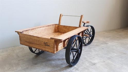 """Transport Rapide"" - Bakfiets Classic"