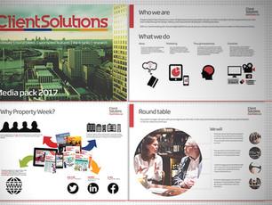 Client Solutions brochure
