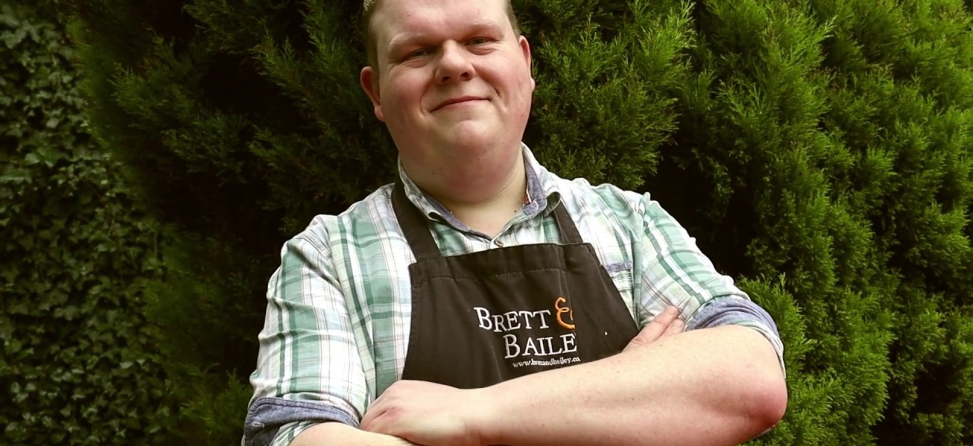 "Brett & Bailey Catford FOod Market's ""Featured Trader"""