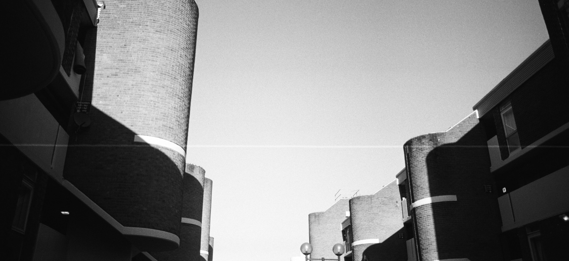 Milford Towers, Catford, South East London