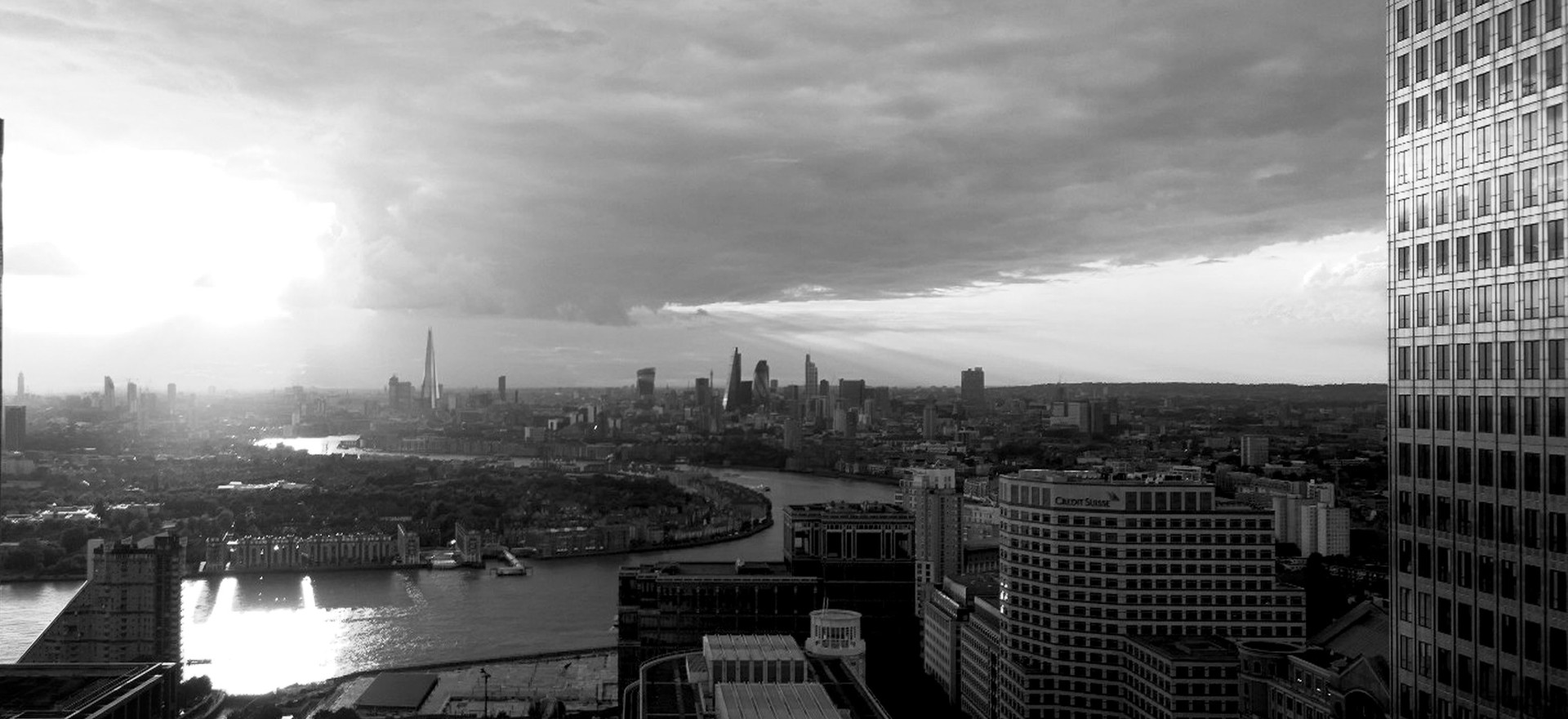 Canary Wharf, south east London