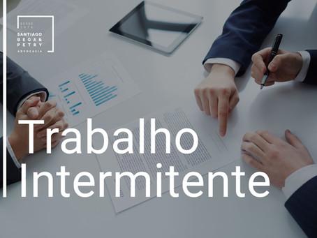 TST valida ampla aplicação do trabalho intermitente