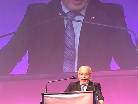 Presidente da Confederação Suíça incentiva empresas Blockchain