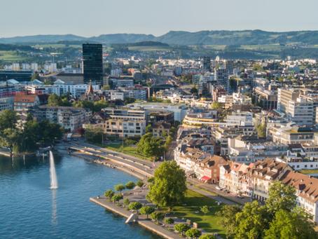 Registro de comércio de Zug Suíça, aceita Bitcoin por QR Code
