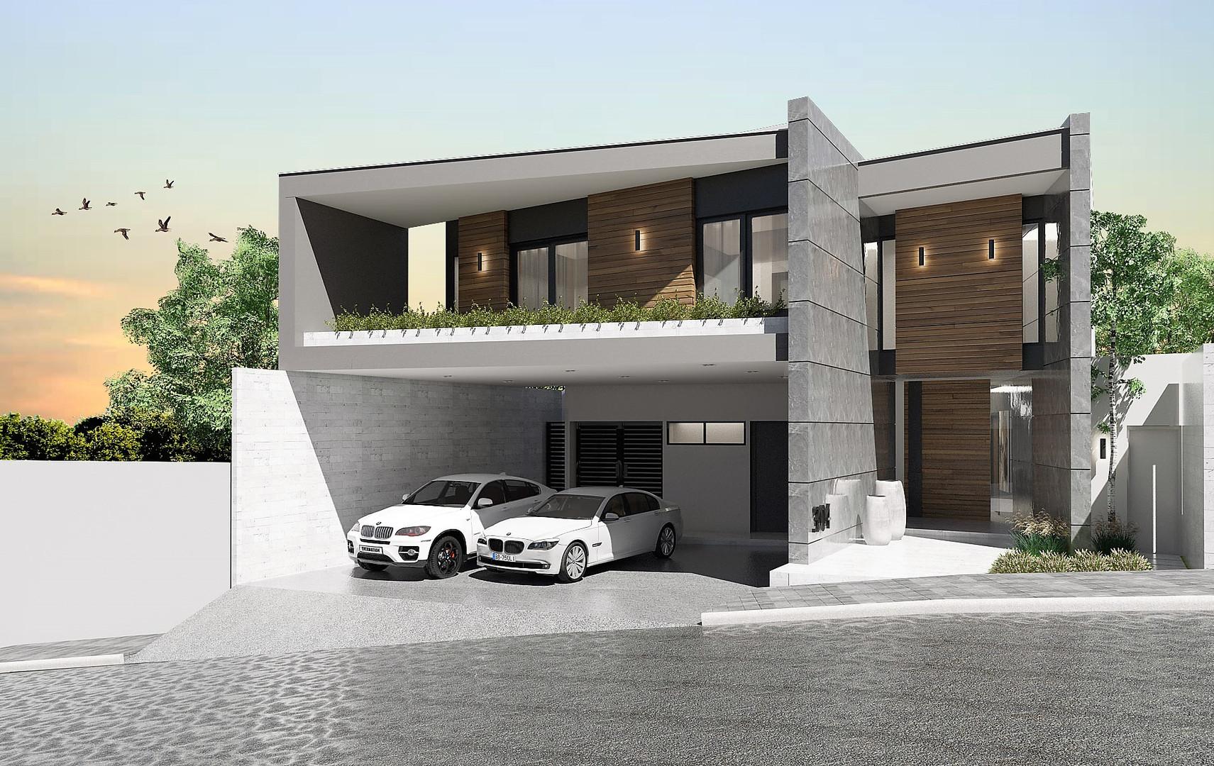 Diseño de proyecto Cpr Constructora