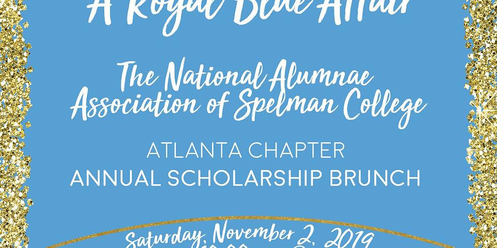 Annual Scholarship Brunch-test